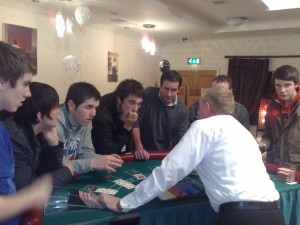 fun casino ireland  fundraising