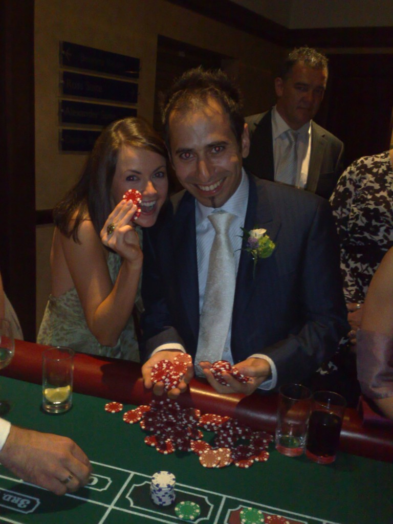 wedding fun casino ireland