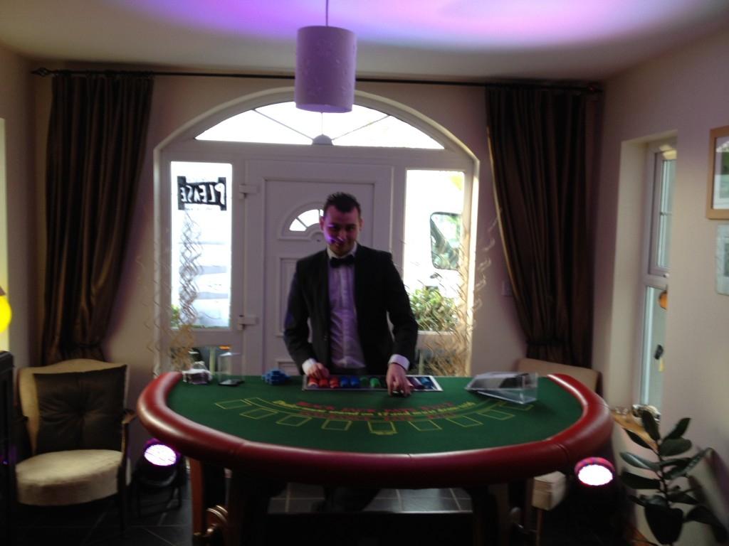house party casino nights ireland