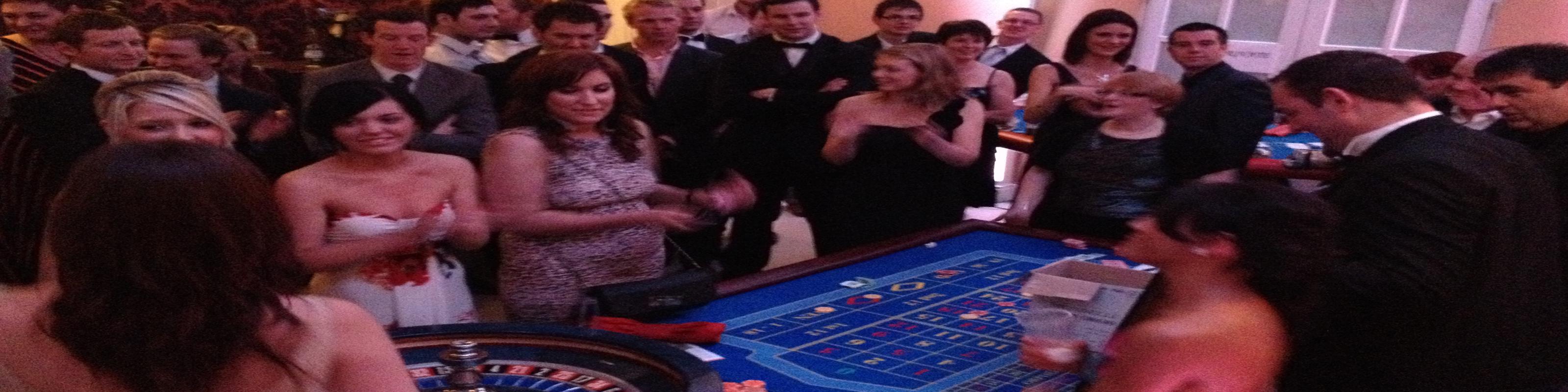 casino night ireland