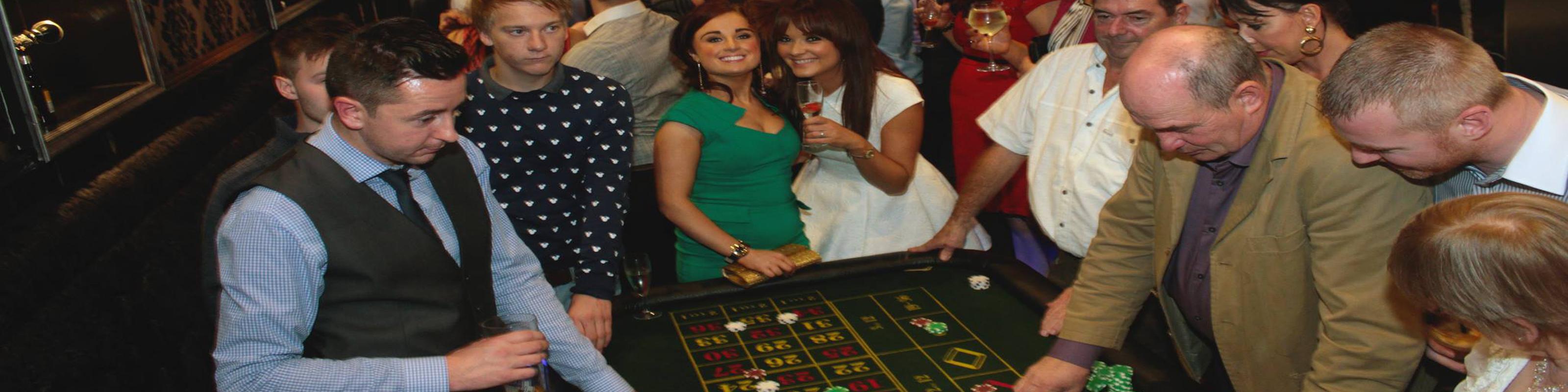 Fun Casino Hire Ireland Roulette Amp Blackjack Nightsfun