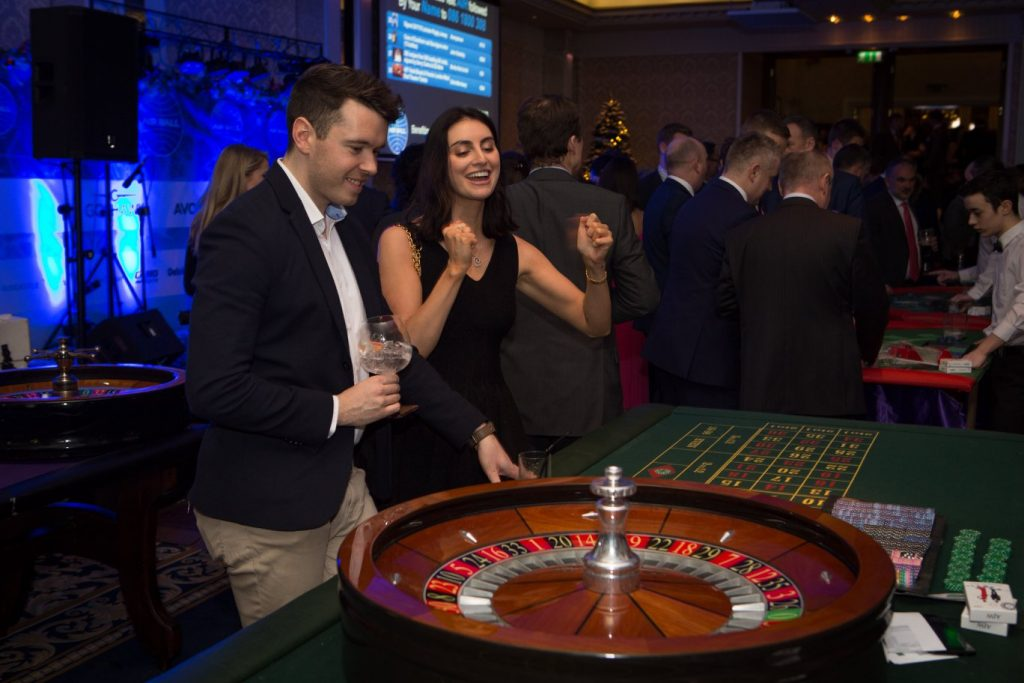 casino hire ireland